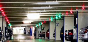 Benefits of Car parking guidance system